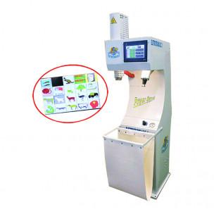 Машина для доводки моделей (машина для разглаживания) mod. 270PSTS Elettrotecnicabc