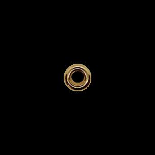 Блочка 4 Д 10мм (золото)
