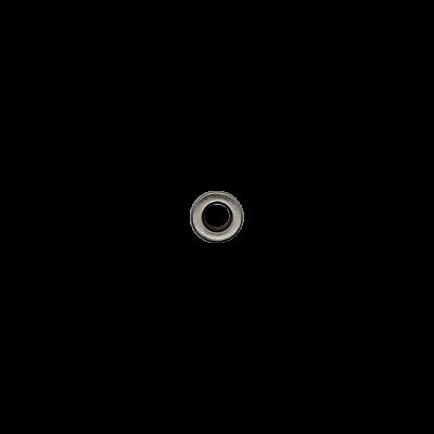 Блочка 6 Д (4мм*8мм) никель матовая