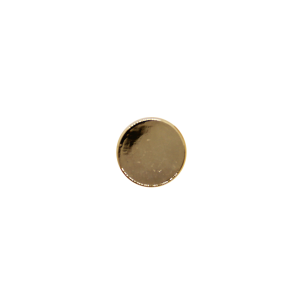 Хольнитен круглый 49033 д 12мм золото