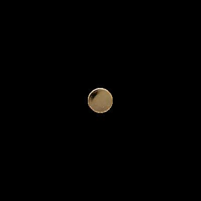Хольнитен круглый 49035 д 8мм золото