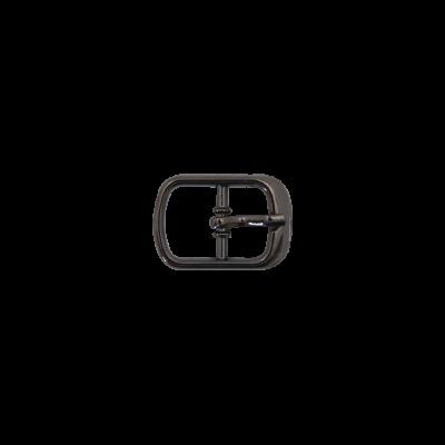 Пряжка темный никель 10154