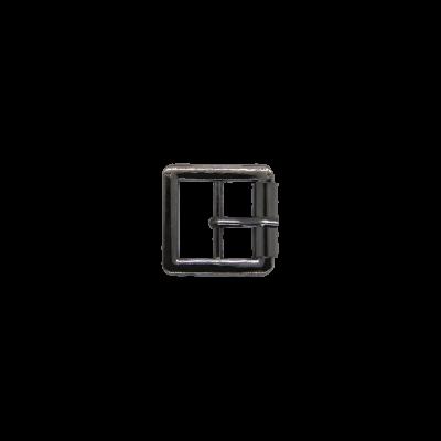 Пряжка тёмный никель 51152