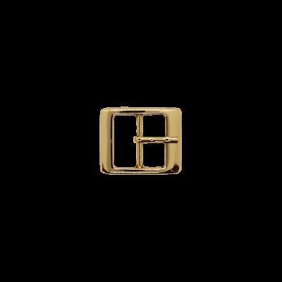 Пряжка золото 32437