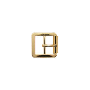 Пряжка золото 51154
