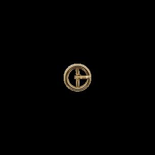 Пряжка золото ZT 018224