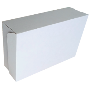 Коробка белая