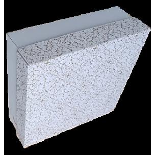 Коробка белая с узором