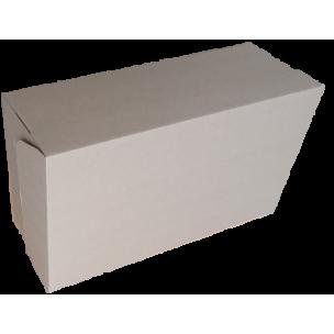 Коробка бурая