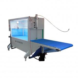 Полу-автоматический стол для склеивания коробок mod. СС 008-150-А Cerbero