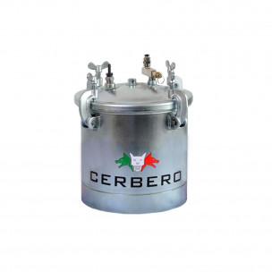 Резервуар под давлением для клеев на водной основе mod. ТК8 (10л) Cerbero