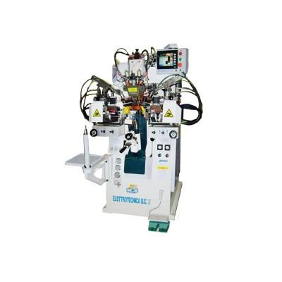 Машина для склеивания пяточно-геленочной части MOD. 999 RC