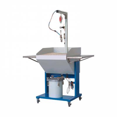 Стол для распыления латексного клея (LC-301)