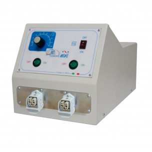 Аппарат для заделки дефектов с утюжками на выбор mod. EL.VI Sl3001 Cosmopol