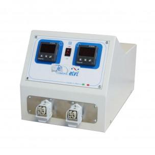 Аппарат для заделки дефектов с утюжками на выбор mod. EL.VI Sl3001T Cosmopol