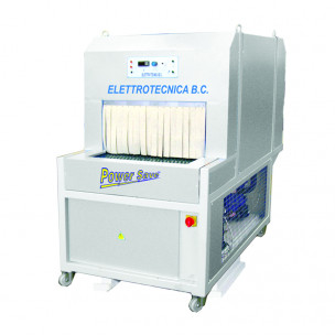 Тоннель для охлаждения с конвейером mod. 486PSTS Elettrotecnicabc