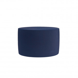 Резинка обувная 120 мм синяя