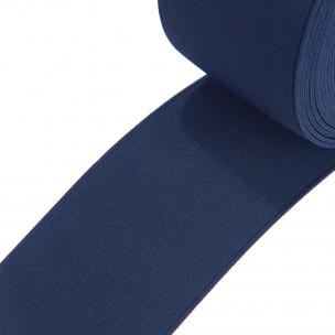 Резинка обувная 60 мм синяя