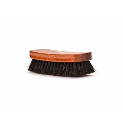 Щётка для обуви чёрная (8710)