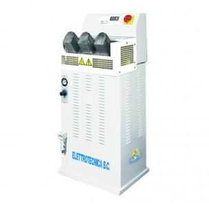 Машина для распарки и реактивации пятки перед затяжки на колодку mod. 232 Elettrotecnica