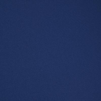 Ткань стрейч Scuba т.синяя КО