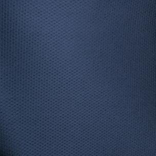 Ткань стрейч теснение+ 2 мм поролон т.синий Турция