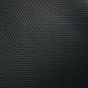 Ткань стрейч теснение черная КО