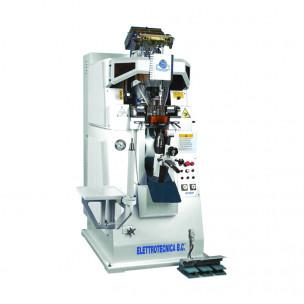 Машина для затяжки пяточной части гвоздевым методом  (ЗПК) mod. 689 Elettrotecnicabc